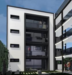 Patio entre edificios